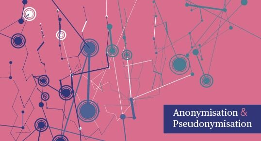 Big Data & Issues & Opportunities: Anonymisation & Pseudonymisation